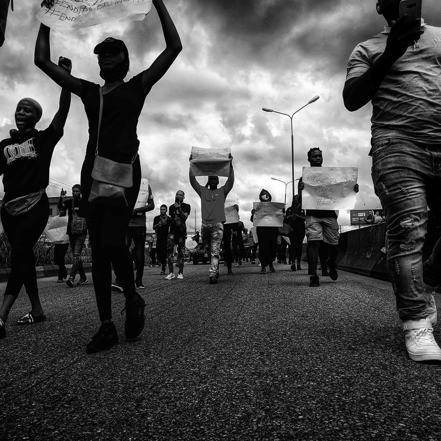 Young People, Protest, and Policy: A 21st Century Model of Social Change